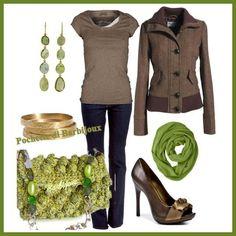 Pochette in lino e cotone con catena gioiello