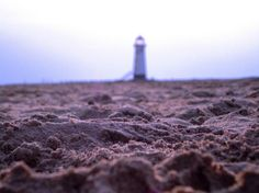 Talacre beach, North Wales by Lydia Gray