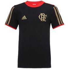 Camiseta adidas Flamengo – Infantil 50651df8a0fea