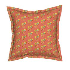 Shop unique pillows, tea towels, cloth napkins, and more designed by independent artists from around the world. Throw Cushions, Bed Pillows, Custom Fabric, Spoonflower, Autumn, Shop, Design, Home Decor, Pillows