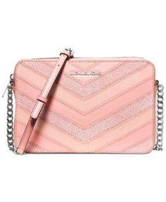 21cc8181f060 MICHAEL Michael Kors Jet Set Travel Large East West Crossbody Handbags    Accessories - Macy s
