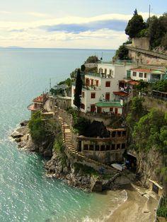 ღღ Seaside Villa between Cetera and Vietri Sul Mare (Amalfi Coast, Italy)