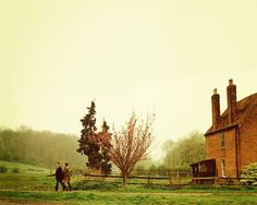Lovely Undergrad: Daydreaming: English Countryside