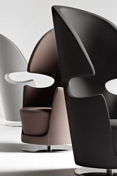 Folies Bergere by La Cividina Chaise Sofa, Sofa Chair, Take A Seat, Love Seat, Plywood Panels, Bergere Chair, Single Sofa, Living Furniture, Modern Furniture