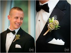 Boutonniere - Atlanta Wedding - Flowers
