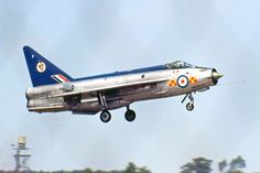 XN769: English Electric Lightning F2 photographed during June 1969 at 92…