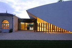Portzamparc assina vinícola na França