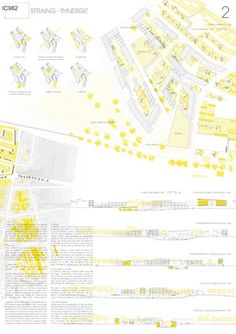 Seraing -synergie - Results of the Europan 12 Architecture Competition