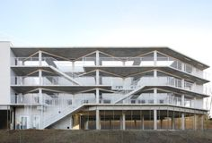 50 Housing Units / Bruther / Limeil-Brévannes / France