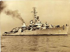 destroyer atlantic at DuckDuckGo Fletcher Class Destroyer, Navy Reserve, Earth's Magnetic Field, Barcelona, Casco Bay, Go Navy, German Submarines, Thing 1, Navy Ships