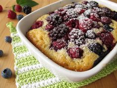 9 Berry-Tastic Desserts for Summer