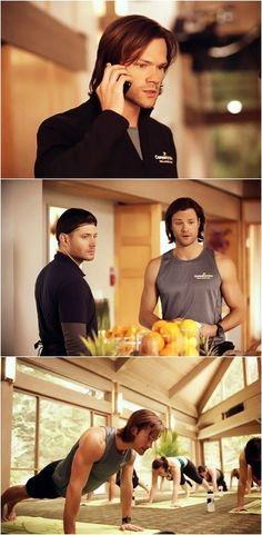 "Promo pics of 9x13 ""The Purge"" #Supernatural (This episode basically looks like a fanservice to the fans!)"