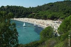 Fetovaia Beach Isola d'Elba
