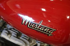 OldMotoDude: 1949 Mustang Model 2 sold for $9,000 at the 2017 Mecum Las Vegas Motorcycle Auction
