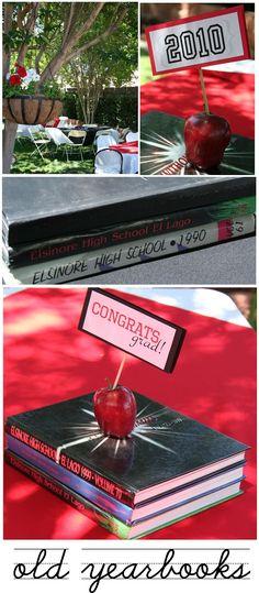 Graduation party ideas...:)