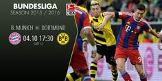 What will happen when the rivals will face off in Bundesliga?? B.MUNICH vs DORTMUND Catch all action on www.betboro.com