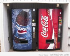 How To Hack Soda Vending Machines