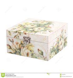 Caixa Floral Do Teste Padrão Decorada Com Papel Do Decoupage - Baixe conteúdos de Alta Qualidade entre mais de 54 Milhões de Fotos de Stock, Imagens e Vectores. Registe-se GRATUITAMENTE hoje. Imagem: 44045841