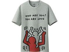 Keith Haring #Tee