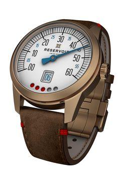RESERVOIR Tiefenmesser Bronze - RSV03.TM/330-23 - Swiss Made