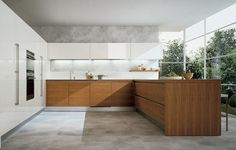 Fitted kitchens | Kitchen systems | Alea | Varenna Poliform. Check it out on Architonic