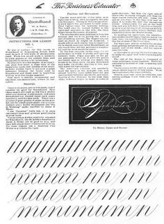 Engrossers Script by W.A. Baird | IAMPETH Members Site