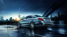Unleashing the new S 63 AMG: the most powerful high-performance saloon in the luxury segment. #AMG http://www.mercedes-amg.com/webspecial/s63/index.php