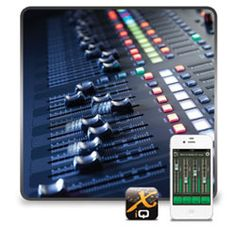 BEHRINGER Launches XiQ Monitor Mix App for iPhone/iPod Touch