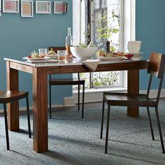 Workspace - Standing desks   Rustic Kitchen Rectangular Dining Table   West Elm  