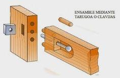 ensamble de tres maderas - Buscar con Google