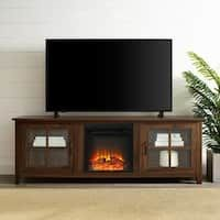 Dinatale Wall Mounted 50 Electric Fireplace By Real Flame 50l X