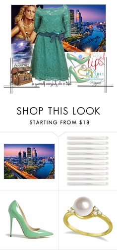 """""""selly"""" by selly111528 ❤ liked on Polyvore featuring Brewster Home Fashions, Christian Dior, L. Erickson, Jimmy Choo and Allurez"""