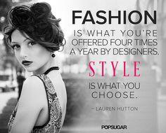 Right now my style feels very uninspiring... Le sigh... Why do I keep CHOOSING uninspiring things?