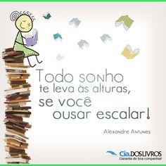 Com as belas e lúcidas palavras de Alexandre Antunes, nós começamos esta terça-feira! Desejamos que você tenha um daqueles dias impecáveis!!! 8-)   Simples assim! #BomDia a você! Muita luz e alegria!!! ;-) 8-)