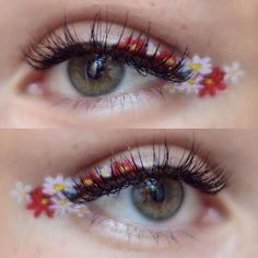 Stunning Gallery of Creative Floral Flower Eyeliner That You Must See https://fasbest.com/creative-floral-flower-eyeliner/