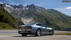 When it comes to driving roads, Switzerland rocks ! And when you have the right car to enjoy them ...