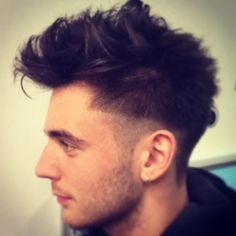 Atrévete a un cambio de tendencia, como ha hecho Rubén en #quiquepop #barbershop