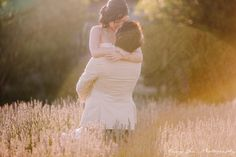 Lavender Fields Engagement: David and Casey - Jenny Sun Photography Blog