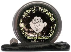 Crazy Aarons Thinking Putty 3.2oz - Super Magnetic Strange Attractor | The Gift Central
