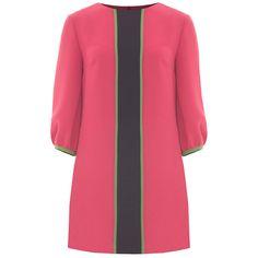 Ossidiana Dress Pink   Victor Xenia London   Wolf