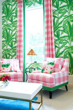55 Modern And Stylish Young Boys Room Designs – Dream bedroom Palm Beach Decor, Beach House Decor, Home Decor, Yoga Studio Design, Farmhouse Furniture, Farmhouse Decor, Sweet Home, Colorful Decor, Girl Room