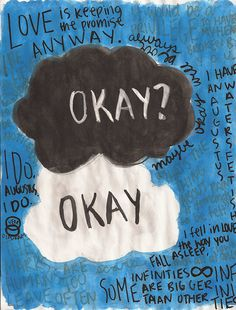 Love this book, this cover just makes me want to cry. Okay? Okay D': The Fault in Our Stars