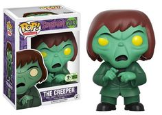 ***This item is a Pre-Order***Funko POP! Animation The Creeper (Spring Convention Exclusive) as stylized POP vinyl from Funko! Pop Vinyl Figures, Funko Pop Figures, Funk Pop, Scooby Doo, Funko Pop Display, Otaku, Pop Disney, Shaggy And Scooby, Funko Pop Dolls