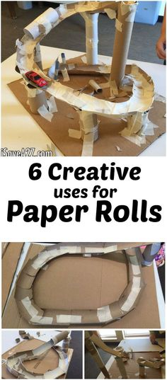 6 Clever Uses For Toilet Paper Rolls - iSaveA2Z.com