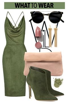 """OOTD"" by dopegeezy ❤ liked on Polyvore featuring Topshop, Chloé and Gianvito Rossi"