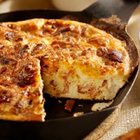 SPONSORED: Sweet Potato & Turkey Frittata Recipe