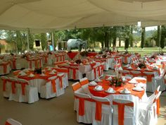 Montaje Tradicional Color Naranja