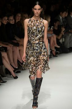 Salvatore Ferragamo | Spring 2014 Ready-to-Wear Collection | Style.com