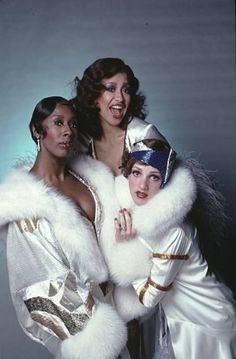 """The cast of """"Sophisticated Ladies"""" on Broadway, starring Judith Jamison, Phyllis Hyman and Terri Klausner photographed in December Photos by Jack Mitchell Black Love, Beautiful Black Women, Amazing Women, Phyllis Hyman, Vintage Black Glamour, Vintage Style, Old School Music, I Love Music, Aretha Franklin"""