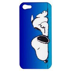 Sleeping Snoopy Apple iPhone 5 Hardshell Case | bestiphone5caseshop - Accessories on ArtFire